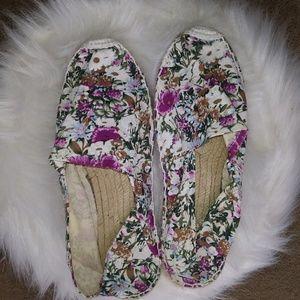 Shoes - Espadrille Flats